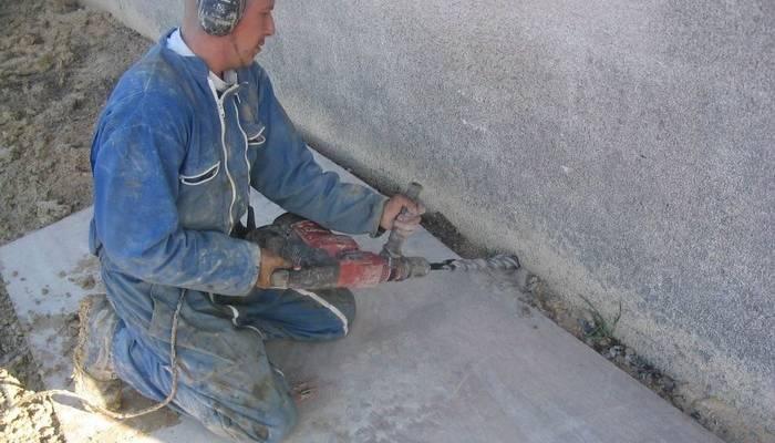 chantier de brochages