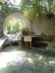 RSO pont sur la Bernache