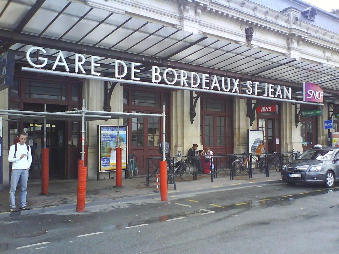 MISE AUX NORMES GARE ST JEAN DE BORDEAUX (33)