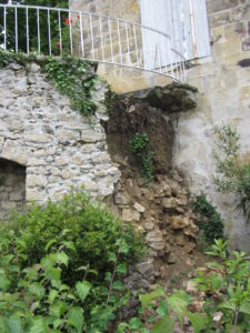 Mur effondré TEMSOL