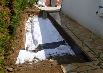 GEOMEMBRANES SUITE SINISTRES SECHERESSE