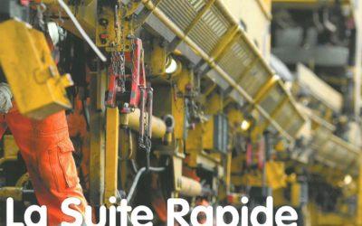 Ferroviaire : TEMSOL s'affiche dans BTP RAIL