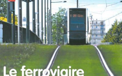 LE MAGAZINE BTP RAIL N°13 MET EN VALEUR LES PRESTATIONS TEMSOL