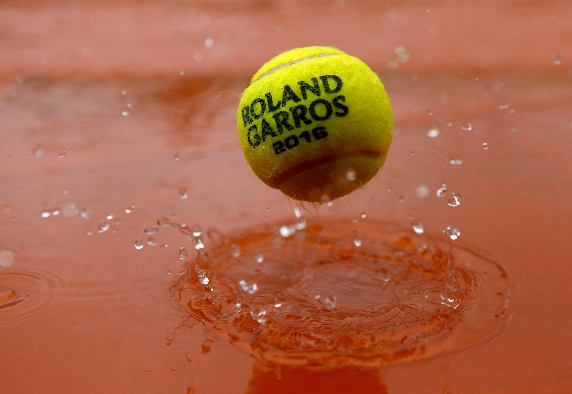 TENNIS : Internationaux de france - Roland Garros 2016 - 30/05/2016