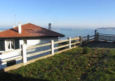 Soutènement, rénovation maison Pays Basque