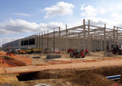 Bâtiment Logistique Argan-Ocado (91)